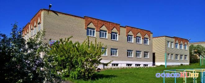 Кисловская школа, Каменский район
