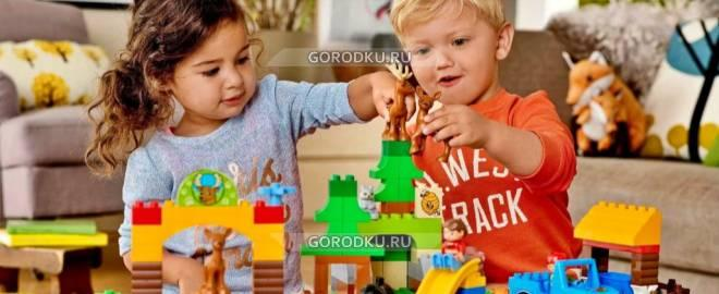 Какие игрушки приобретать 5-6 летнему ребёнку?