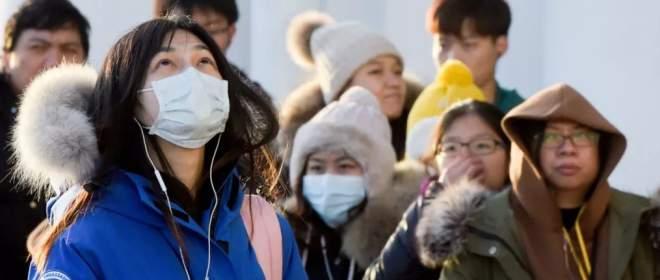 Коронавирус Китай Ухань январь 2020