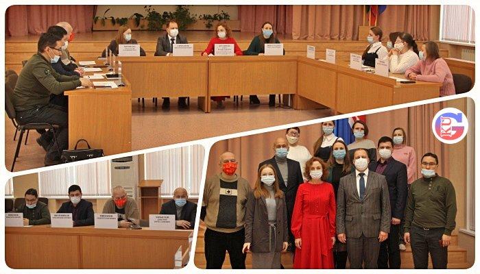 13 января приступил к работе новый состав Каменск-Уральской территориальной избирательной комиссии