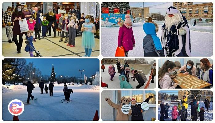 Спектакли, игры, рождественские встречи. Какими праздничными событиями запомнились новогодние каникулы жителям Каменска-Уральского?