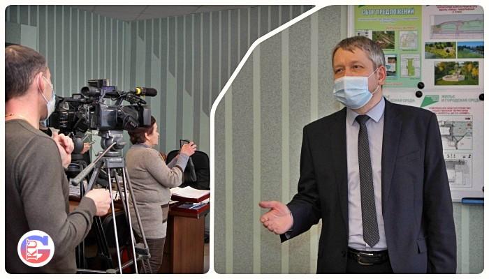 Стартовало рейтинговое голосование в Каменске-Уральском по отбору общественных территорий, подлежащих благоустройству в 2022 году