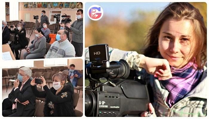 В Каменске-Уральском поздравили журналистов с Днем российской печати